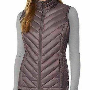 32 Degrees Heat Women'sPlush Vest,JACKET